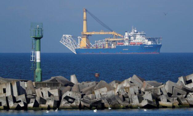 Rusia avanza en la conexión de gas con Europa ante las sanciones de EE.UU