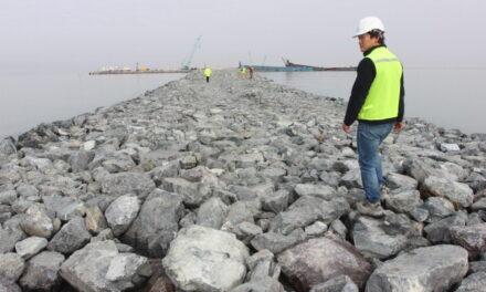 Irak firma un acuerdo de 2.600 millones de dólares con DSME para construir la primera fase del puerto Faw