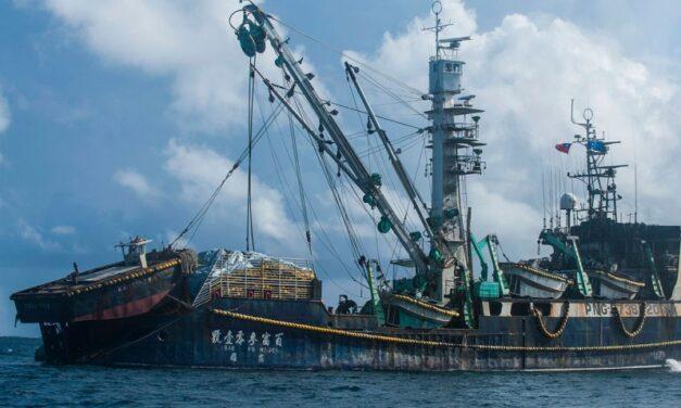 Crean modelo para detectar riesgo de trabajo forzoso en buques dedicadas a la pesca