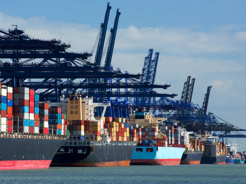 Valoración de la industria portuaria de contenedores resiste los embates del Covid-19