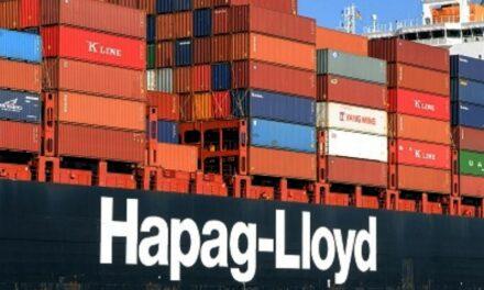 Hapag-Lloyd aumenta el pronóstico de sus ganancias hasta EUR 2.700 millones