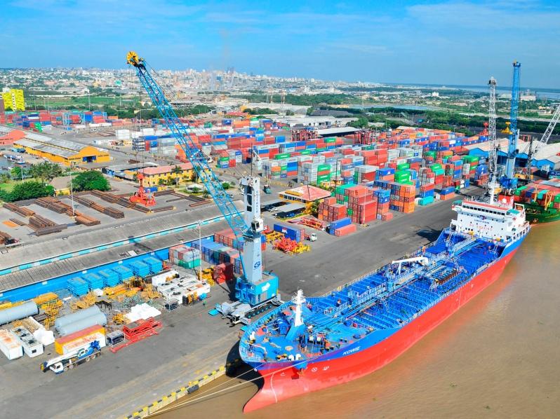 Puerto de Barranquilla registra inversión por US$6,8 millones en transformación digital