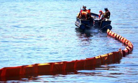 Suatrans realizó ejercicio de respuesta a simulacro de derrame de hidrocarburos junto a TPS Valparaíso