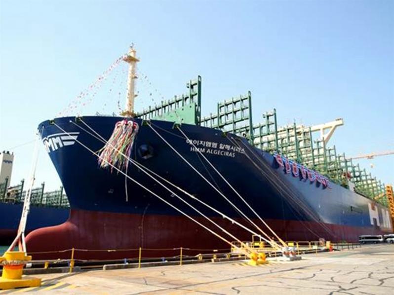 HMM y CMA CGM lideran crecimiento en capacidad de la flota global en 2020
