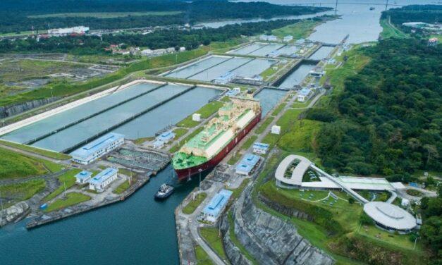 Autoridad del Canal de Panamá contempla opción de añadir más cupos de reserva para tanqueros GNL