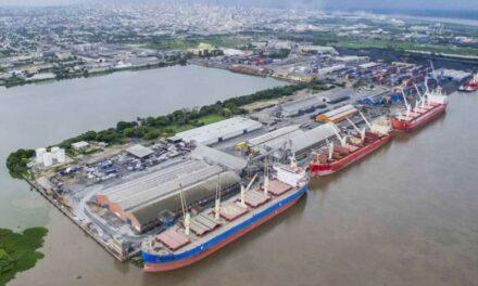 Puerto de Barranquilla, Colombia: Buques con calado de 8 metros no podrán recalar