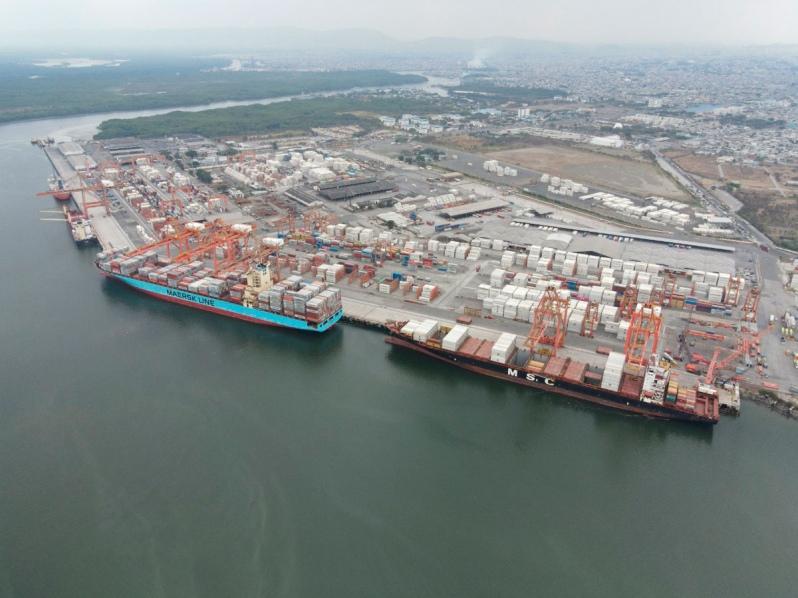 Ecuador: Puertos privados de Guayaquil recibirían inversión de US$35 millones en los próximos meses