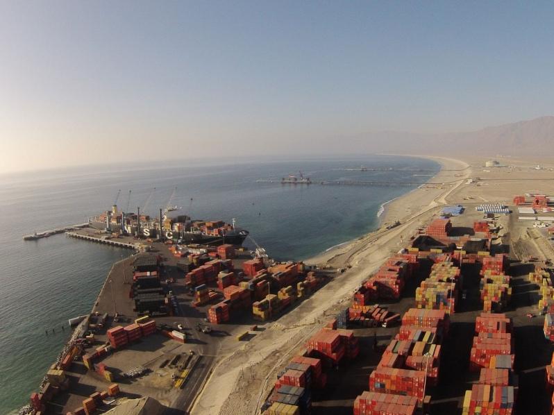 Complejo Portuario Mejillones destaca ventajas de sus terminales para corredor bioceánico