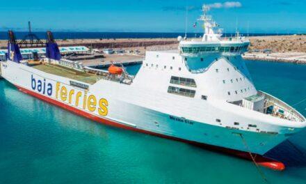 México: Baja Ferries agrega nueva ruta y podrá ahorrar un 40% en transporte de bienes