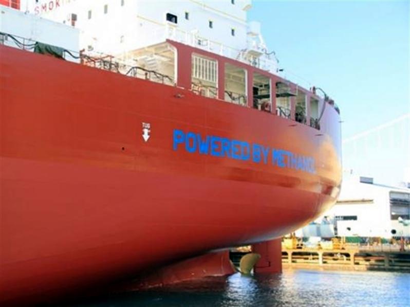 Waterfront Shipping ordena construir ocho quimiqueros propulsadas con metanol