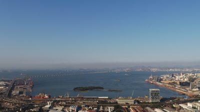 Brasil: Modernizarán muelle más antiguo del Puerto de Rio de Janeiro