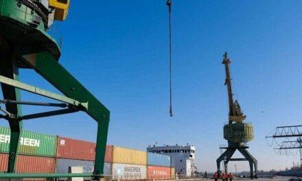 Caspian Container Lines comienza a operar entre Irán y Rusia