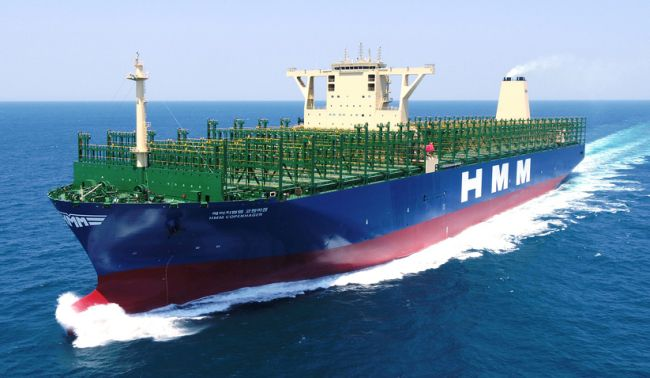 5 compañías de transporte de contenedores de Corea del Sur se unen para formar la Alianza K
