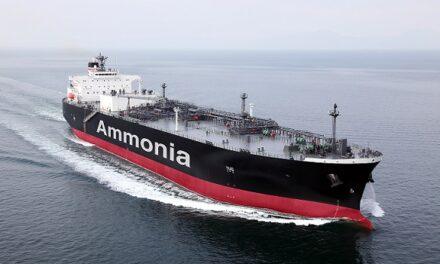 Japón sigue adelante con el amoníaco como combustible para el transporte marítimo del futuro