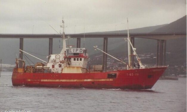 Un pesquero ruso se hunde en el Mar de Barents dejando 17 desaparecidos