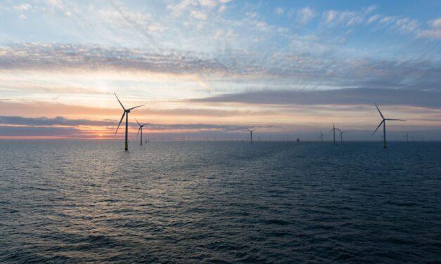 Ørsted selecciona un equipo de apoyo a las turbinas eólicas marinas