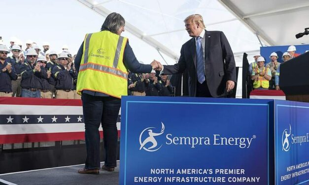 Administración Trump elimina las revisiones ambientales del transporte marítimo de GNL