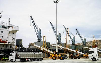 España: Autoridad Portuaria de Almería instalará dos estaciones lava-ruedas en muelle