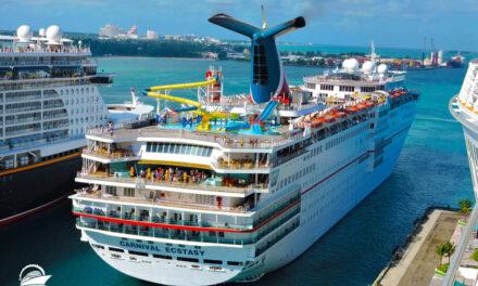 Carnival Cruise Line recibe la entrega de su crucero más grande de GNL 'Mardi Gras'