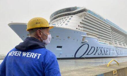 Meyer Werft investiga sobre la tecnología de celdas de combustible para preparar el camino a  los cruceros libres de emisiones