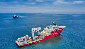 Jan De Nul añade  Conector a la flota de instalaciones en el mar