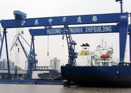 Los buques portacontenedores más grandes del mundo, de 24000 TEU, serán construidos por CSSC