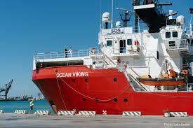 El barco de rescate 'Ocean Viking' fue liberado después de 5 meses de detención