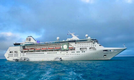 El crucero 'Empress of the Seas' de Royal Caribbean es vendido a la empresa india Cordelia Cruises