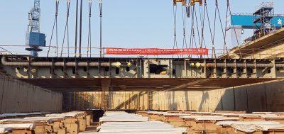 Tres buques ro-ro híbridos de Finnlines ya están en construcción