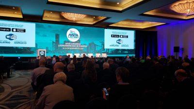 AAPA confirma nuevas fechas para el Congreso Latinoamericano de Puertos