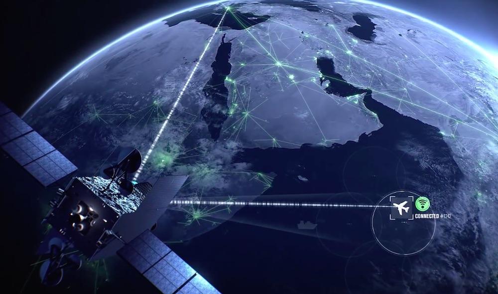 El satélite más poderoso de Inmarsat hasta la fecha entra en servicio