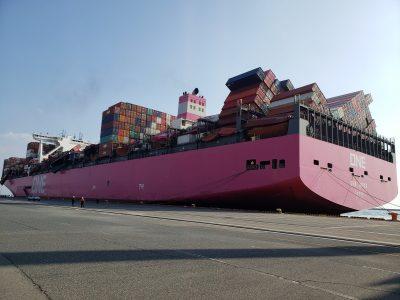 China: ONE suspende movimiento de carga refrigerada a través de Xiamen