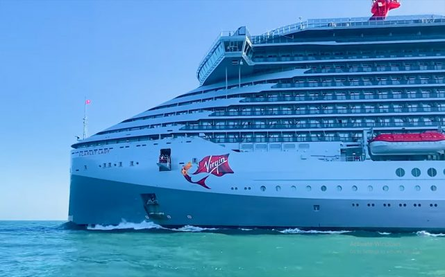 Virgin Voyages anuncia nuevas fechas para debut de sus cruceros