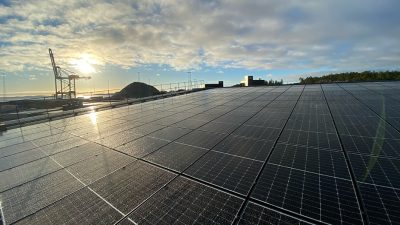 Ports of Stockholm apuesta por los sistemas de células solares