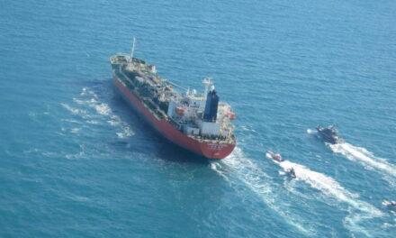 Buque tanque con bandera de Corea del Sur es incautado por  Irán
