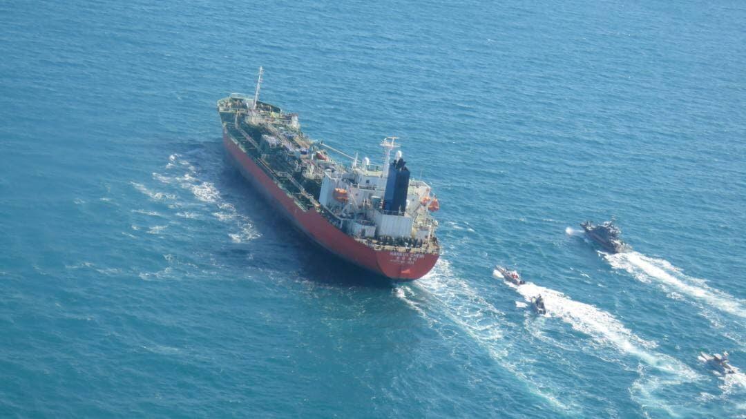 Irán le dice a Corea del Sur que no politizará la confiscación de buques cisterna ya que exige la liberación de fondos