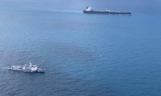 Indonesia: Petroleros incautados son escoltados a puerto para investigaciones