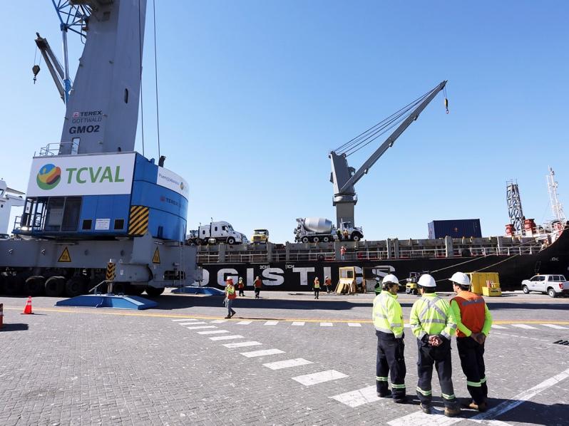 Puerto Valparaíso y TCVAL extienden contrato de concesión por un mínimo de cuatro meses