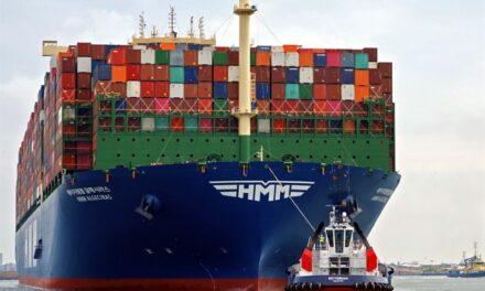 Corea del Sur desplegará al menos 5 buques para afrontar el aumento global del costo de fletes