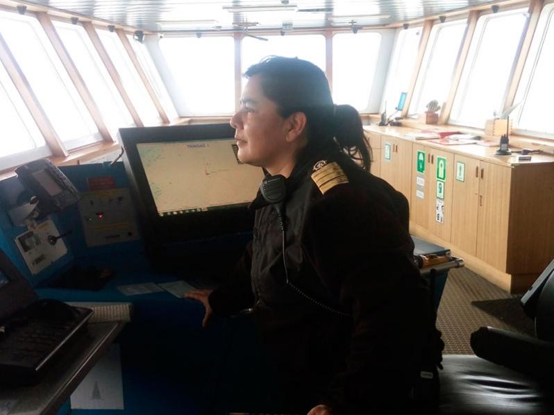 APEC-SEN destaca participación de mujeres en marina mercante y colabora con WISTA International