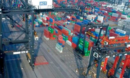 COSCO Shipping Ports sufre ligera pérdida de volumen en 2020