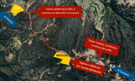 MEDLOG Valparaíso suma nuevos servicios para contenedores Dry y Reefer