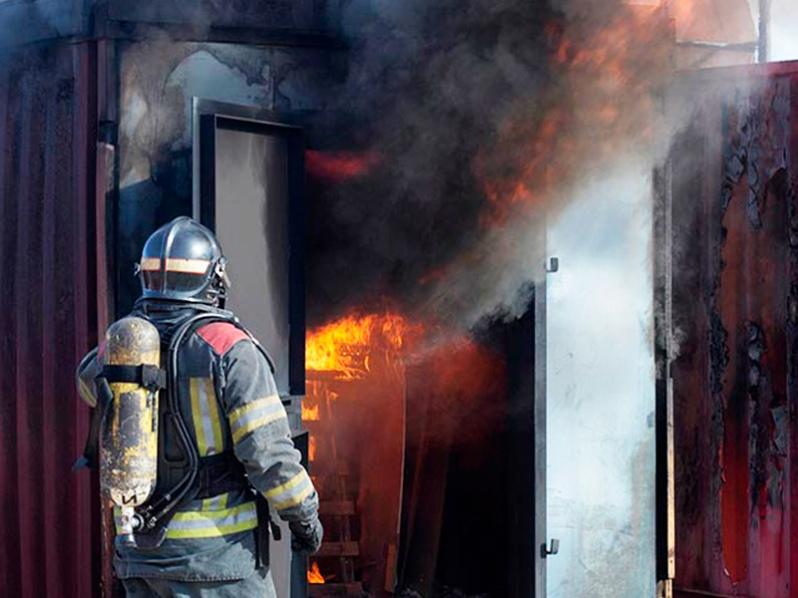 DNV GL: Nueva notación certifica medidas especiales de detección y lucha contra incendios a bordo de portacontenedores