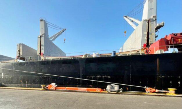 Puerto Ventanas incorpora tecnología de última generación para mitigar efectos de marejadas