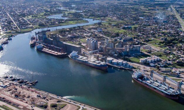 Puerto Quequén, Argentina: Terminal cerró con 2020 con más de 6,5 millones de toneladas