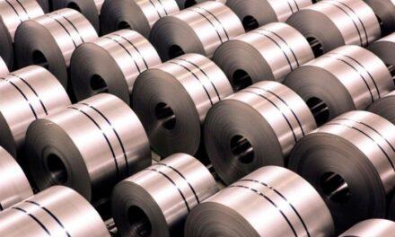 América Latina produjo 5.294 millones de toneladas de acero crudo en noviembre de 2020