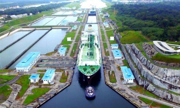 Canal de Panamá: Congestión de buques tanque GNL se podría prolongar hasta marzo