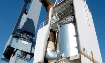 Depuradores recuperan atractivo para buque de nueva construcción