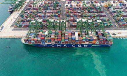 CMA CGM refuerza su oferta 2021 a clientes en conjunto a Ocean Alliance