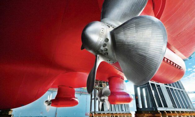 FTIA lanza un nuevo buque rompehielos equipado con proa híbrida motorizada y desmontable